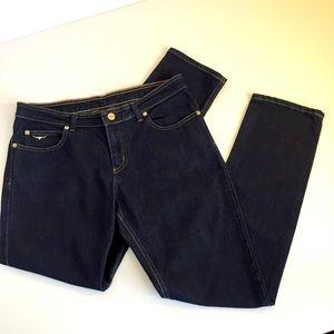 R.M WILLIAMS sz 12R indigo jeans made in Australia